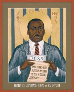 saint marting luther king