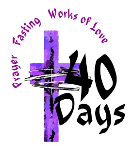 My journey into Lent