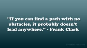 frank-clark-quote testing test time