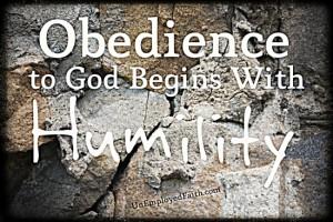 humility, humble , god